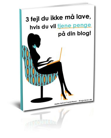 tjen penge på din blog ebog mini